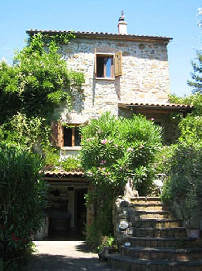 Italian Country House For Sale Restored In Toscana