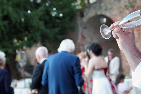 wedding-aperitif-in-Piedmont-castle