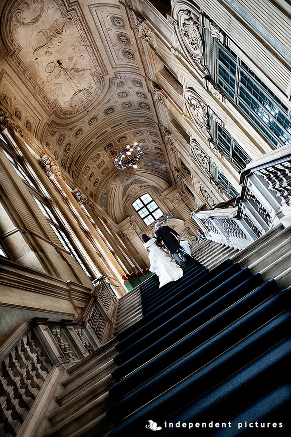 get married in Palazzo Madama Torino Italy