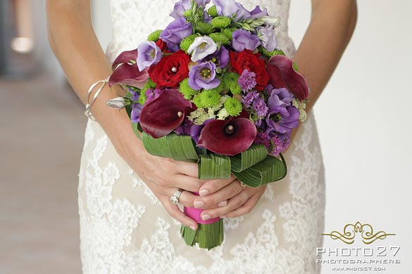 italian country wedding bouquet