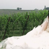 Monferrato Countryside wedding in a real Motion Picture