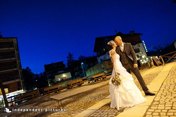 wedding planners in Sauze d'Oulx