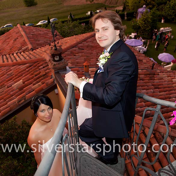 country wedding in a romantic villa in Langhe 1125