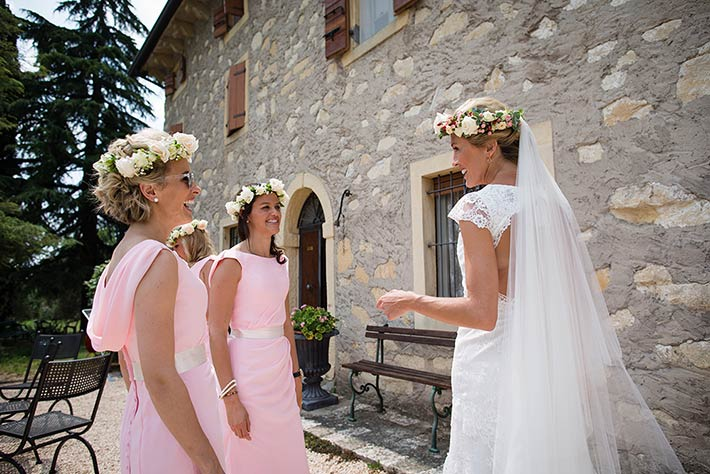 Valpolicella vineyards wedding