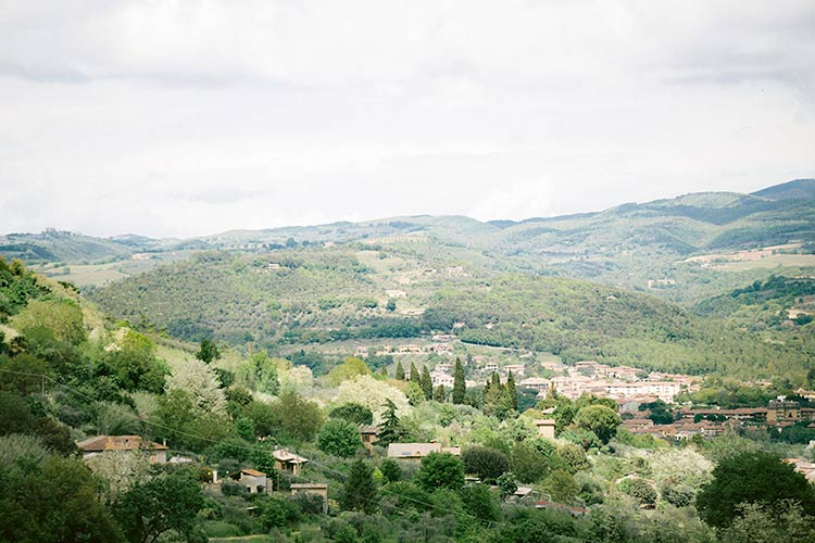 Getting married in Umbria