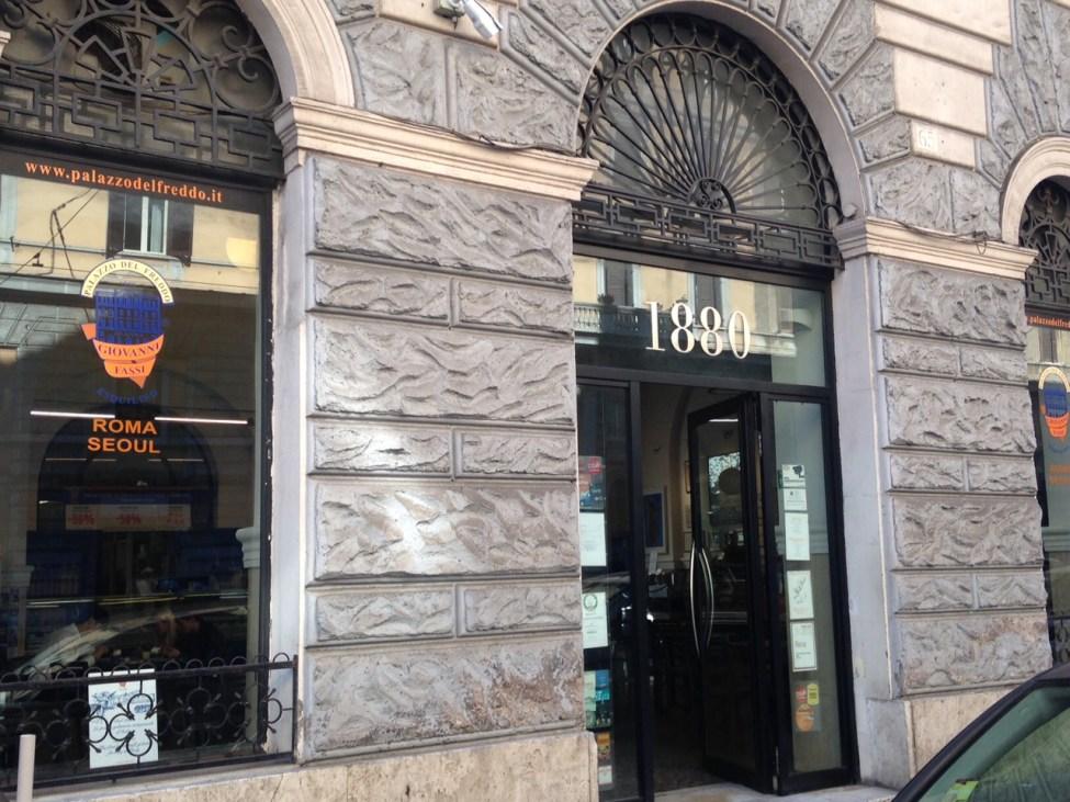 Palazzo del Freddo Fassi