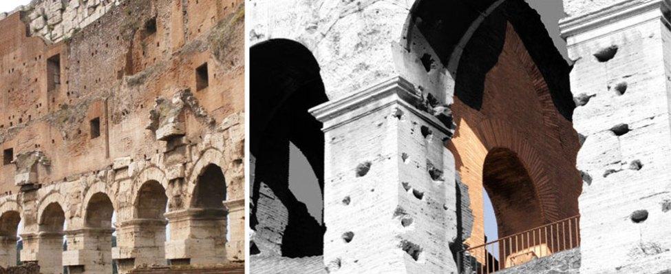Colosseo Fornace Bernasconi