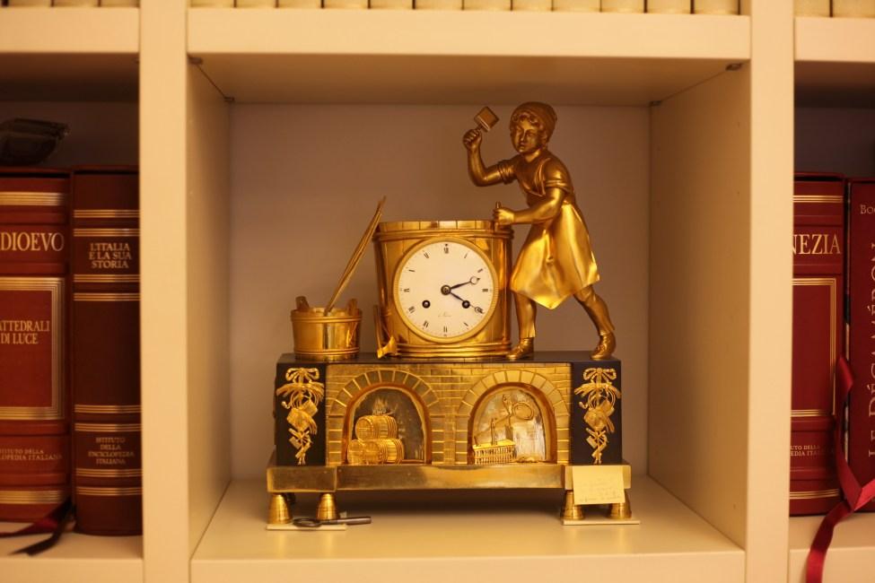 Fondazione Cologni orologio