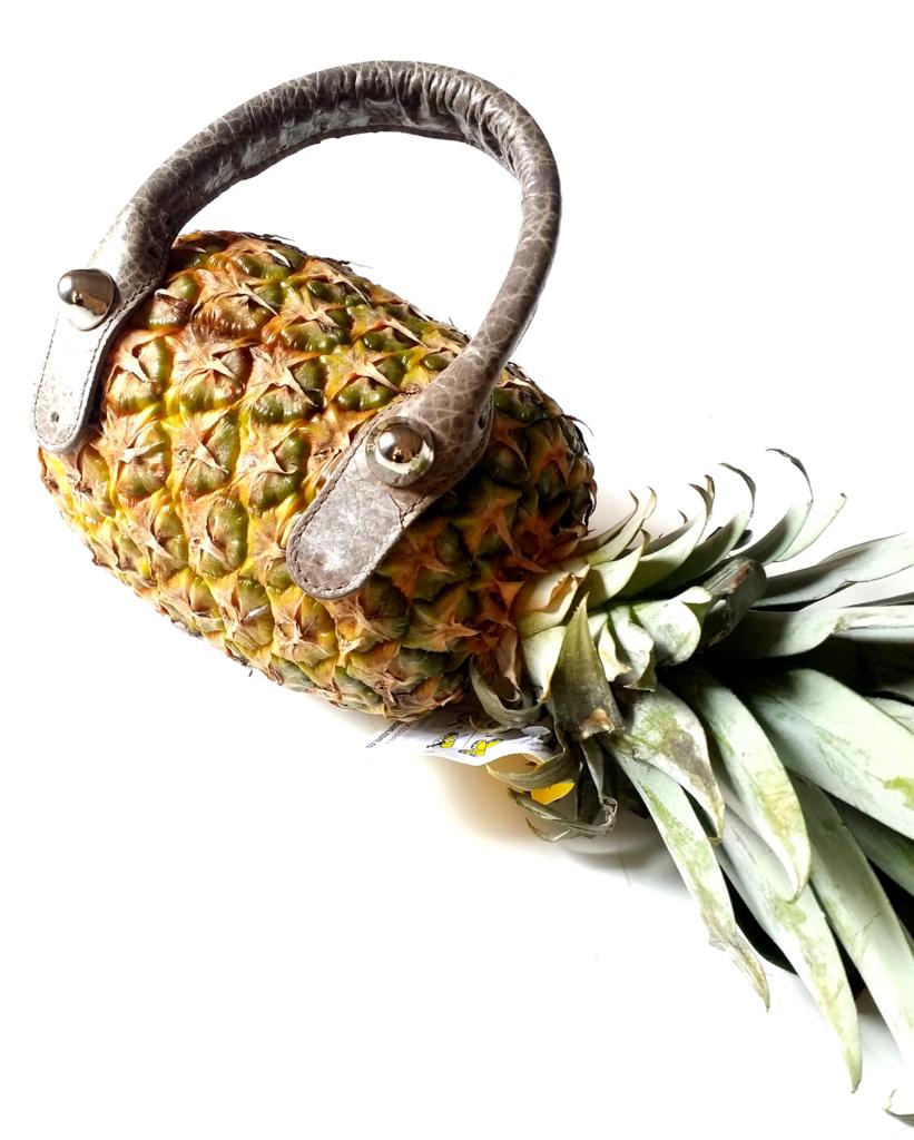 Borsa ananas di Francesca Nori