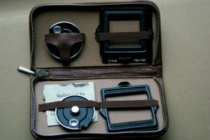 Rolleicord accessorio 16 pose