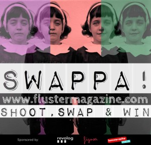 Swappa -poster with sponsors