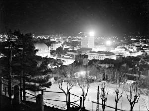 1952-Brescia Night