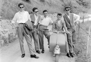 Immagini ritrovate #3 - Gang of '50s