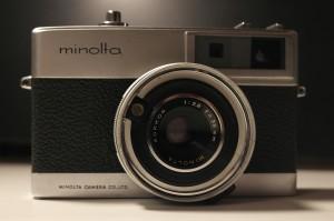 Minolta Autopak 700