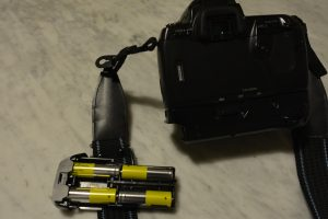 VC700 con batterie stilo