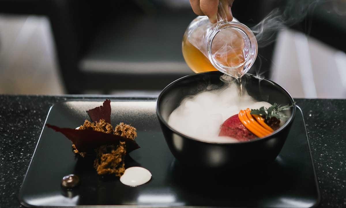 La cucina molecolare tecniche di preparazione  Italian Food Academy