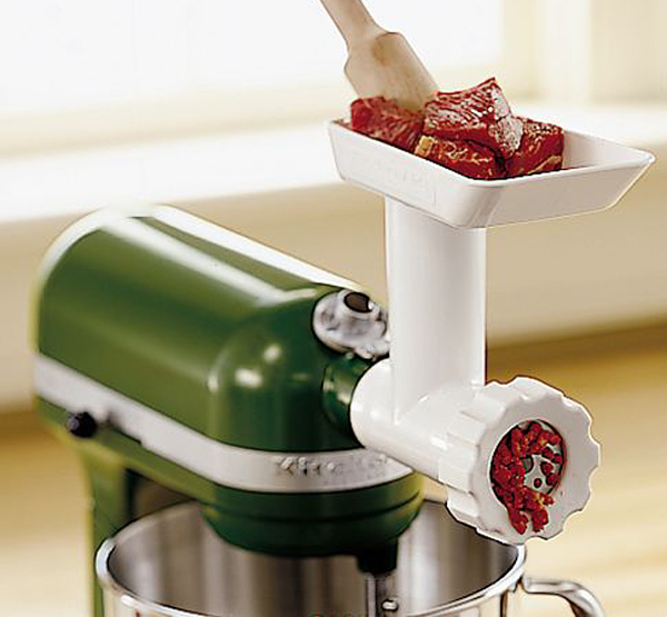 kitchen aid grinder under sink mat product review kitchenaid fga food attachment for stand i love my mixer and use it often throughout the week basic mixing even kneading dough at times when baking bread