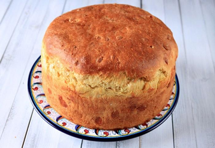 Crescia Umbrian Easter Cheese Bread Italian Food Forever