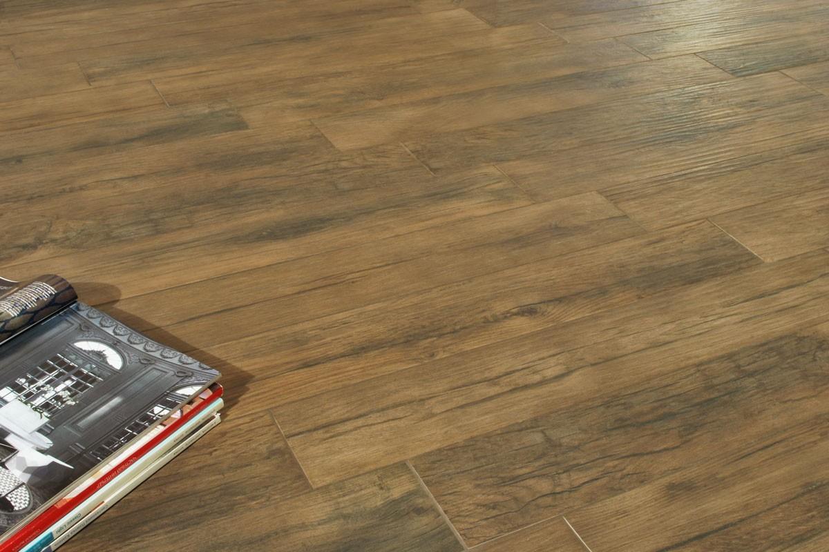 Gres porcellanato effetto legno Xilema Weng 20x80