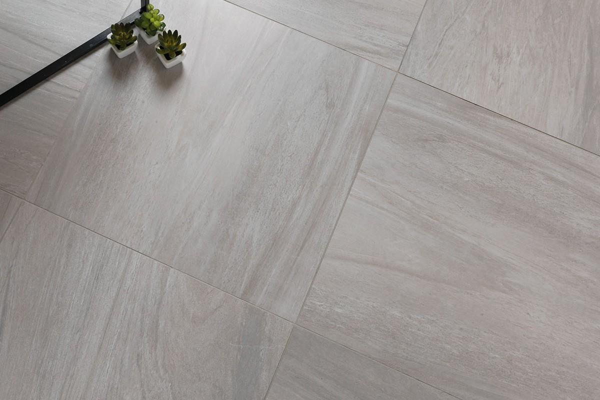 Gres porcellanato effetto marmo Sensibile grigio 30x60