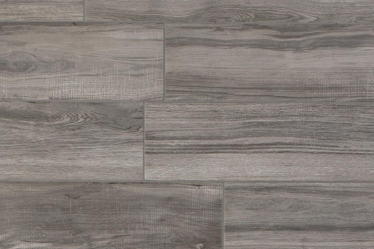 Gres porcellanato effetto legno Tree grigio 202x802