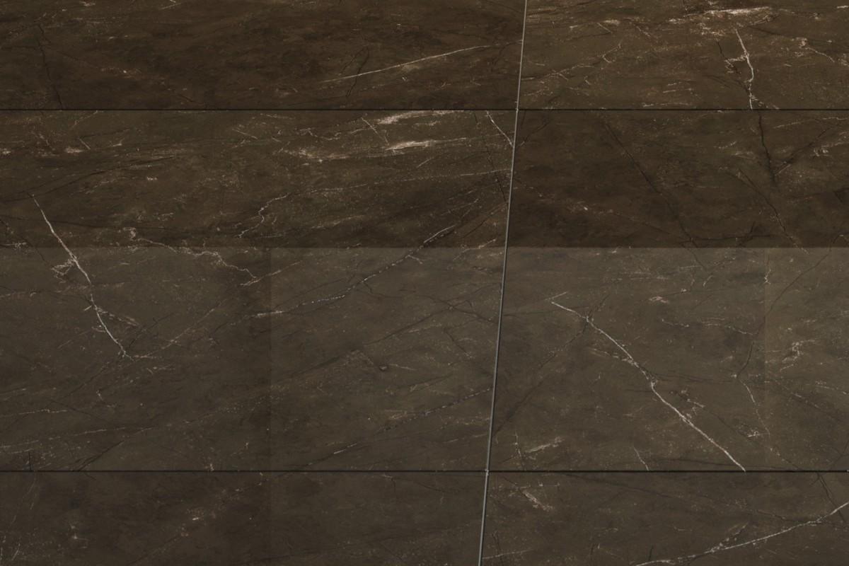 Gres porcellanato effetto marmo marrone PA 1210 59X59 LUC