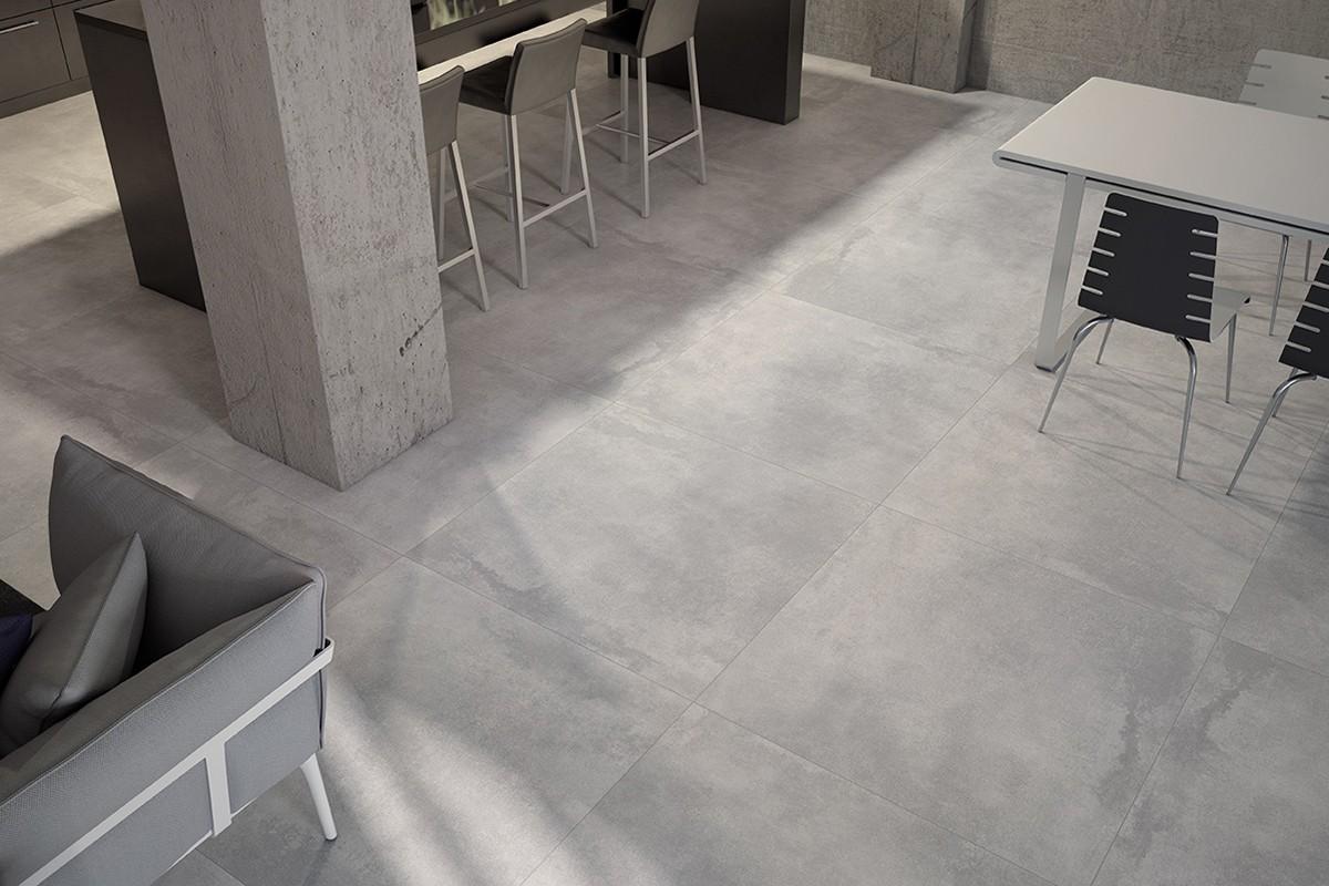 Carrelage intrieur contemporain  New Concrete 60x60 Ceramiche Arm