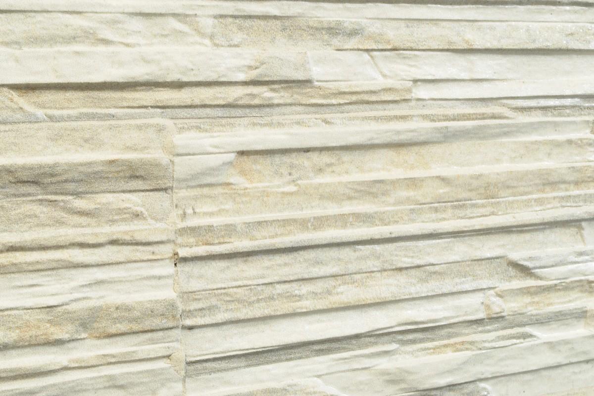 Gres porcellanato effetto pietra Piana Cenere 16x42 Ceramiche Fenice
