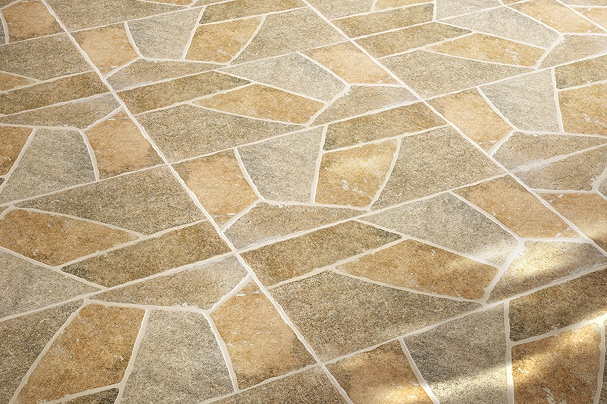 Outdoor tiles  Maxima Beige 302x604