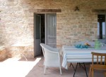 Casa San Nicola Holiday House Le Marche Italy Terrace
