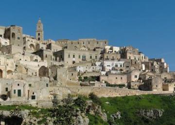 Matera prescelta come capitale europea della Cultura 2019. Foto: Prospero Sapone