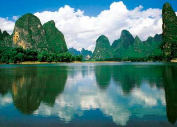 Cina. Fiume Lijiang. Autore: Charlie fong