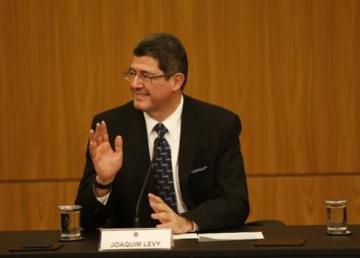 Joaquim Levy: o novo ministro da economia. Foto Agencia Brasil.