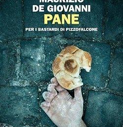Copertina: Pane. Per i bastardi di Pizzofalcone di Maurizio de Giovanni – Einaudi