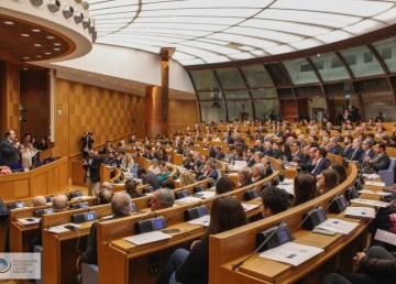 Premiazione degli innovatori italiani ANGI alla Camera dei Deputati