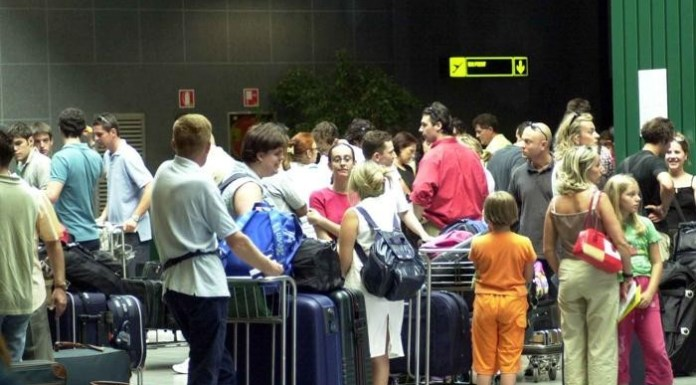 boom di turisti a tenerife