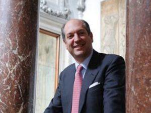 SPAGNA – L'Ambasciatore Guariglia con i consoli onorari
