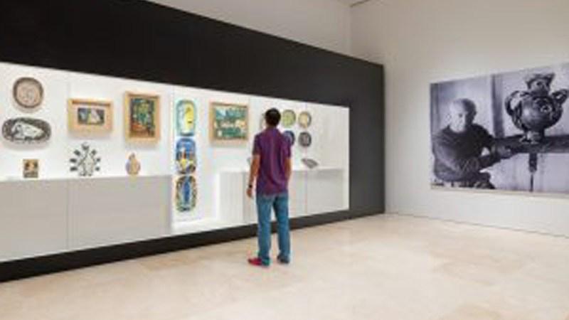 Al Museo Picasso le sue ceramiche