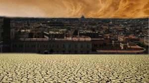 CArla Morselli - Roma deserto