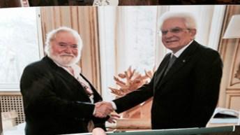 Il Maestro Ferdinando Codognotto, componente del Comitato Culturale di Italianitaliani è stato ricevuto…