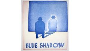 Blue Shadow, Opera di Jean Michel Folon