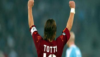 Il calciatore Totti emblema del tramonto di Roma