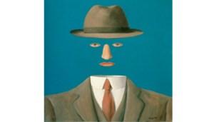 Opera di René Magritte - Le paysage de Baucis -1966 - Houston, The Menil Collection
