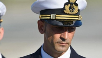 Marò, India concede permesso al Marò Latorre, può rimanere in Italia fino al 30 Settembre 2016