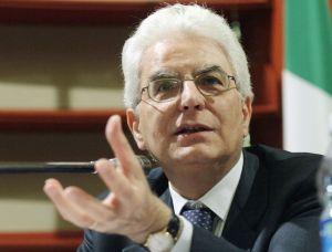 Sergio Mattarella, Presidente della Repubblica