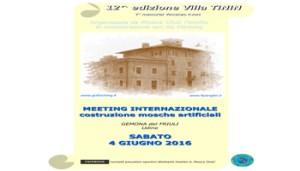 Meeting Internazionale Costruzione Mosche Artificiali - IAT - gemona - 350X200