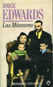 Las Mascaras - Jorge Edwards - Instituto Cervantes de Roma