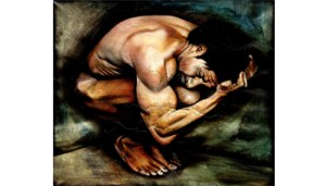 Opera di Alessandro Scannella, Disperazione