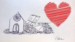 Disegno di Carla Morselli