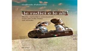 Goffredo Palmerini - Le Radici e Le Ali - Copertina Libro - Goffredo Palmerini